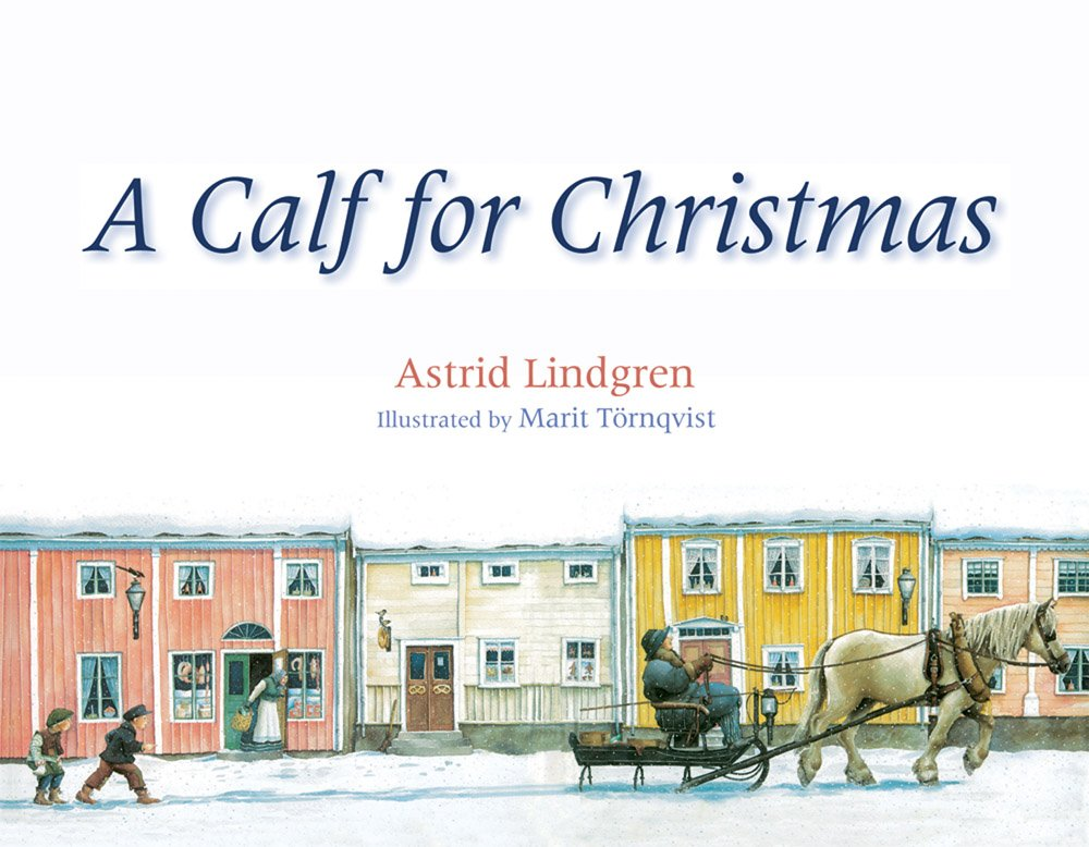 Read Online A Calf for Christmas pdf epub