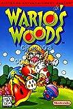 """CGC Huge Poster - Wario's Woods Orignal Nintendo NES Box Art - NES119 (24"""" x 36"""" (61cm x 91.5cm))"""