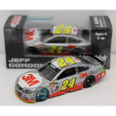Lionel Jeff Gordon 2015 3M Race Day 1:64 Nascar Diecast : Sports & Outdoors