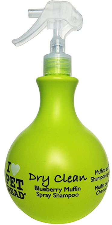 Amazon.com: PET HEAD Dry Clean Waterless Spray Shampoo for Pets, 15.2-Ounce: Home Improvement