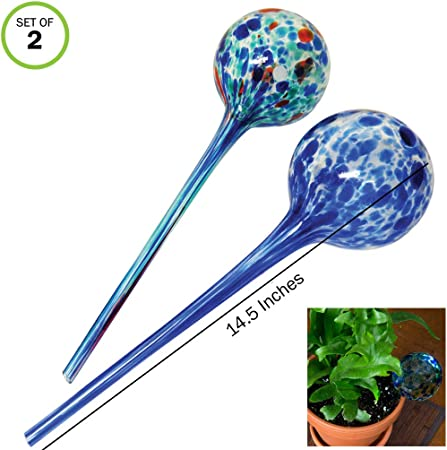 Evelots Plant Watering Globes/Bulb product image