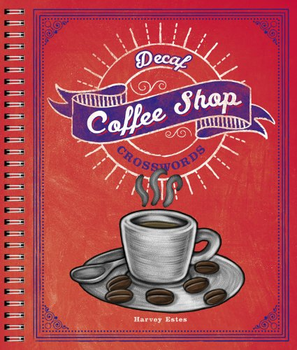 Decaf Coffee Shop Crosswords