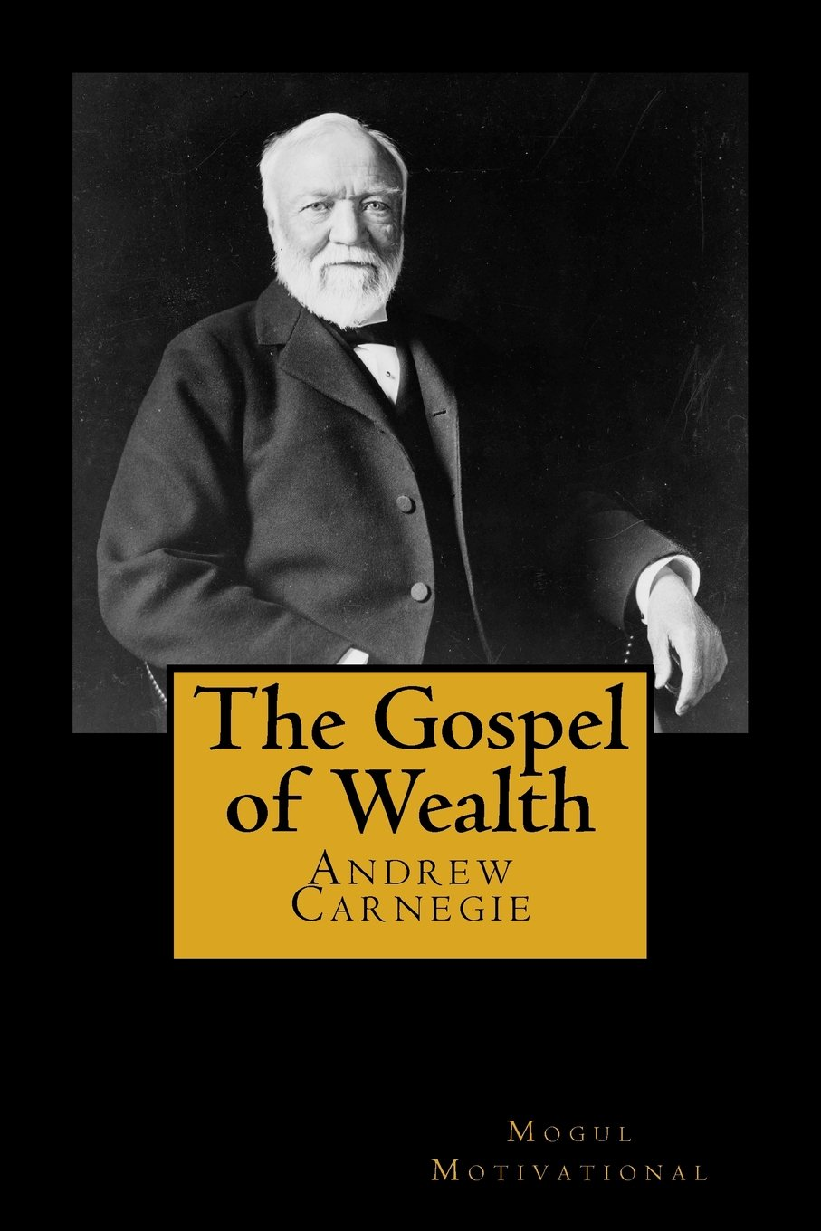 andrew carnegie essay on wealth  andrew carnegie essay on wealth