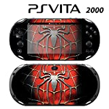 Decorative Video Game Skin Decal Cover Sticker for Sony PlayStation PS Vita Slim (PCH-2000) - Spiderman