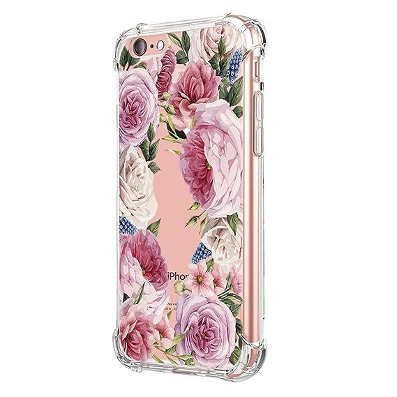 new style 4e81b c18df Amazon.com: iPhone 6/6S/iPhone 6 Plus/6s Plus Case Shockproof Sport ...