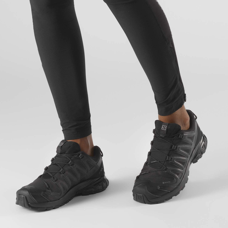 Trail Running Shoe Femme SALOMON XA Pro 3D V8 GTX W