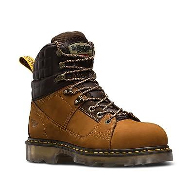 Black Dr Martens Mens Boots Boot Ironbridge St 8 Tie