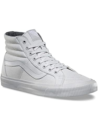 c3f43b0d1c Image Unavailable. Image not available for. Color  Vans Sk8-Hi Reissue (Mono  Surplus) Microchip Grey Sneakers