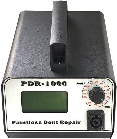 Auto Paintless Dent Repair Tool PDR Heizung Maschine elektromagnetische Induktion Pit Repair Machine Hot Box Entfernen von Beulen Blatt Gray
