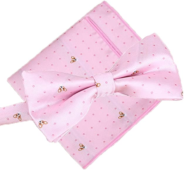 7747ff5830dc Flairs New York Animal Lovers' Collection Neck, Bow Tie & Pocket ...
