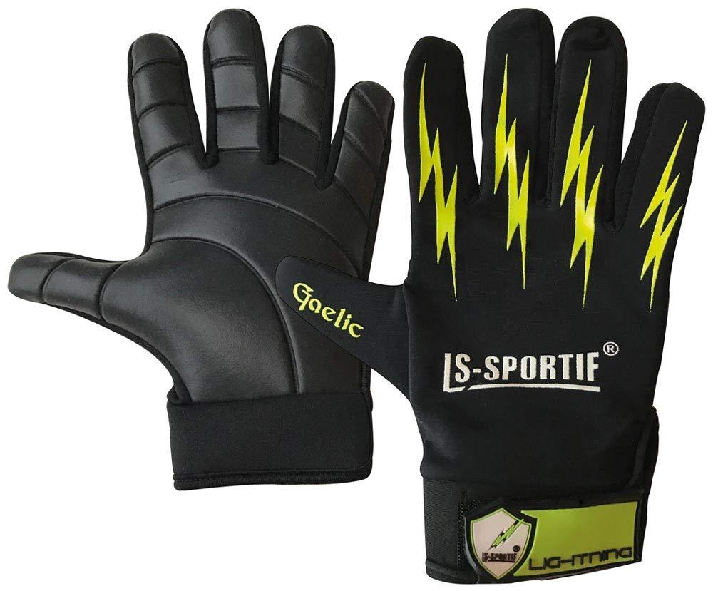 Youth Lightning Full Grip Gaelic Gloves