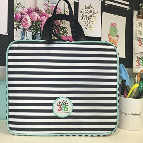 Me & My Big Ideas Striped Storage Case Planner (Limited Edition) by Me & My Big Ideas (Image #3)