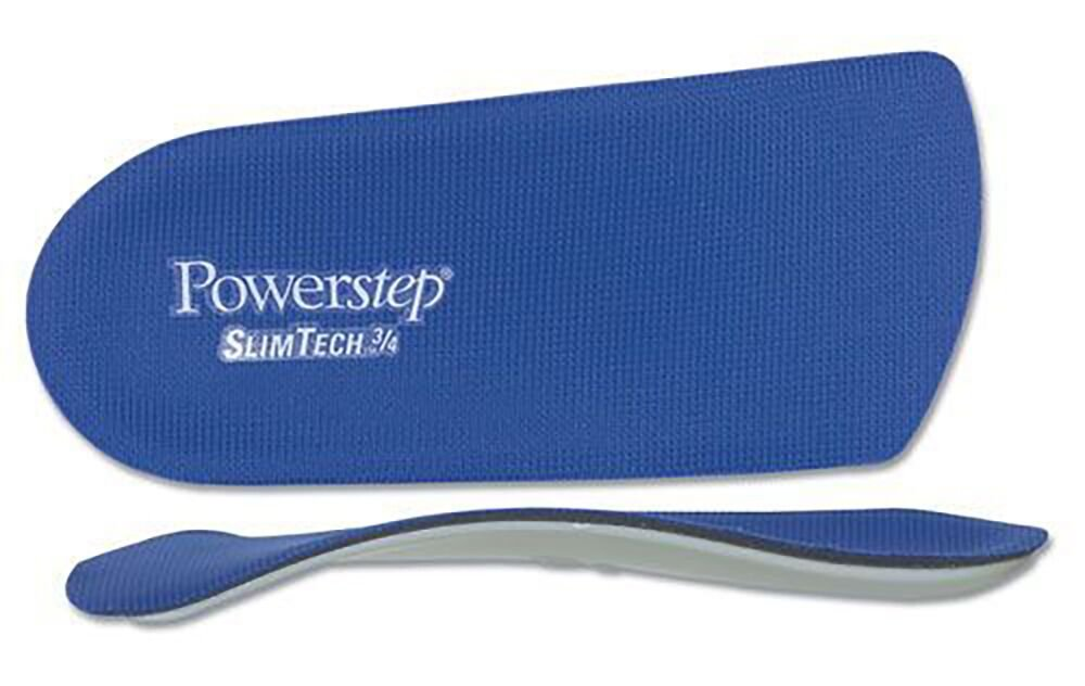 Physical Therapy Aids 081173178 Powerstep Insoles A Slimtech by Physical Therapy Aids
