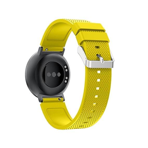 22 mm reloj bandas, Perman deportes pulsera de silicona reloj bandas para Huawei Honor S1