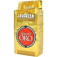 LAVAZZA/拉瓦萨 意大利原装进口 乐维萨金标ORO欧罗咖啡粉250g/袋