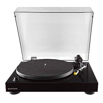 Fluance RT80 Classic High Fidelity Vinyl Turntable Record Player