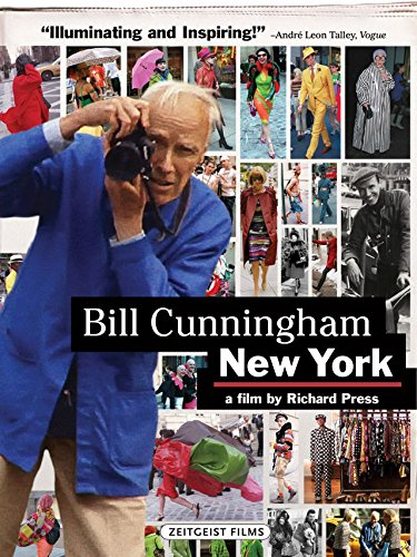 Bill Cunningham New York (Fashion Bill)