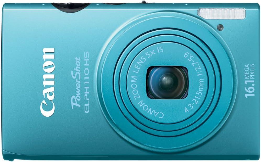 OLD MODEL Canon PowerShot ELPH 110 HS 16.1 MP CMOS Digital Camera ...