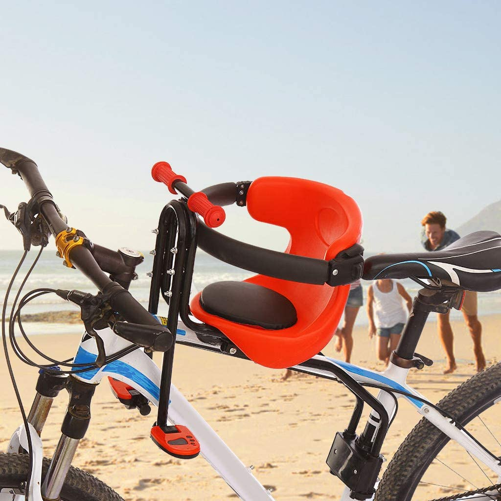 Goodplus Bike Front Seat Chair Carrier for Baby Child Kids Safety Stable Bicycle Sport Seats