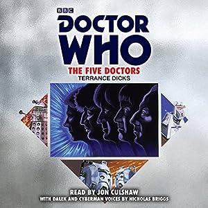 Doctor Who: The Five Doctors Audiobook