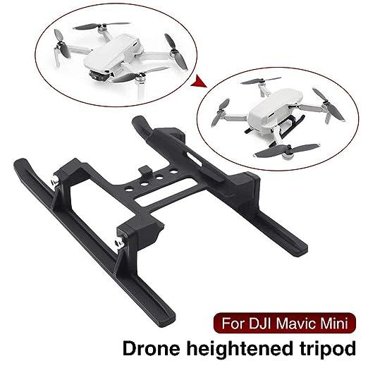 WUYANSE Accesorios para Drones Carro de Aterrizaje para Extensor ...