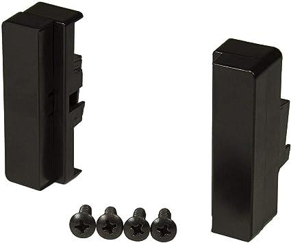 100 ACV electronic fa/çade dautoradio pour audi 80 tT 8N noir a3 8L