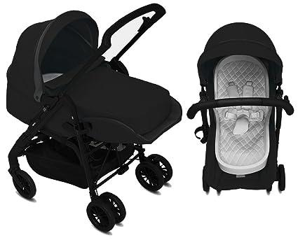 Inglesina Sweet Puppy kit Negro colchoneta para silla de paseo - Colchonetas para sillas de paseo