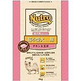 ニュートロジャパン ナチュラルチョイス [超小型犬4kg以下用] 成犬用(生後8ヶ月以上) チキン&玄米 4kg