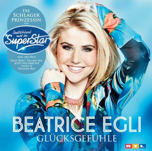 Beatrice Egli: Glücksgefühle (Audio CD)