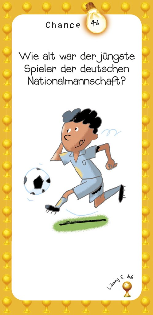 Das Junior Fussball Quiz 4033477902337 Amazon Com Books