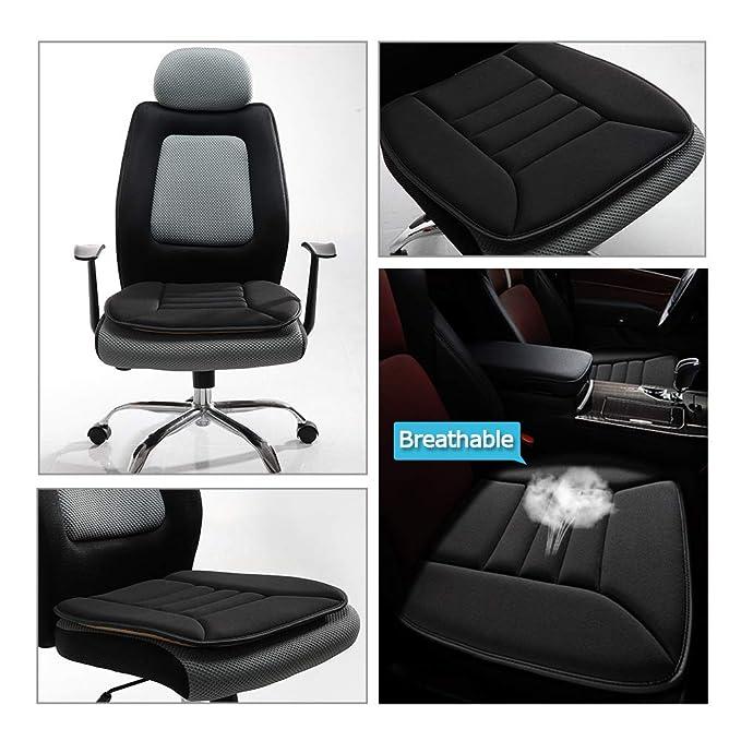 Amazon.com: King phenix - Cojín para asiento de coche con ...