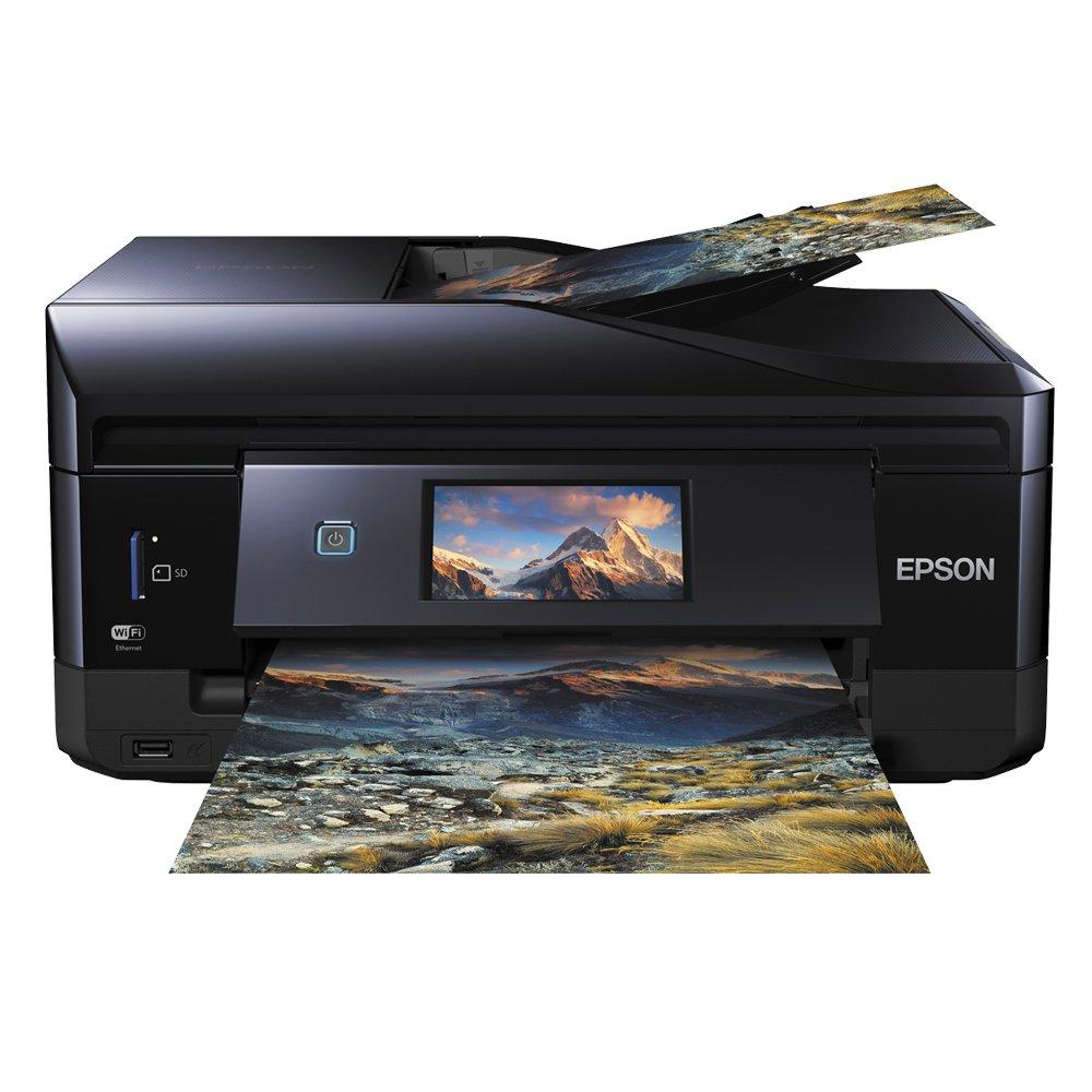 Epson Expression Premium XP-830 5760 x 1440DPI Ad inchiostro A4 32ppm Wi-Fi C11CE78401