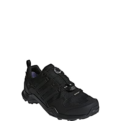 4b0b5271597eb adidas outdoor Terrex Swift R2 GTX Mens Hiking Boot Black Black Black