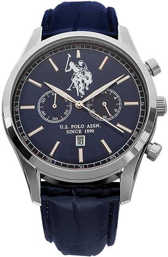 Reloj cronógrafo Pulsera Hombre U.S. Polo Assn. Ambassador ...