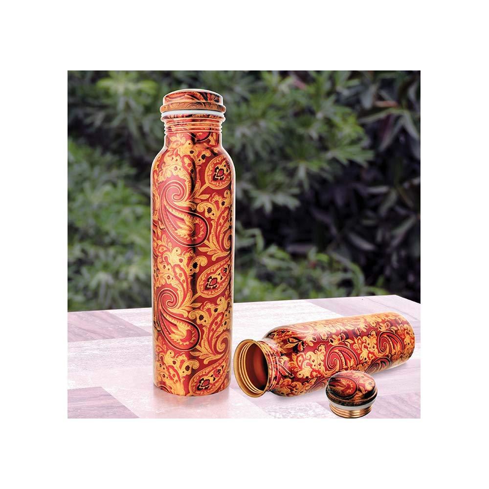 Ayurveda Copper Bottle