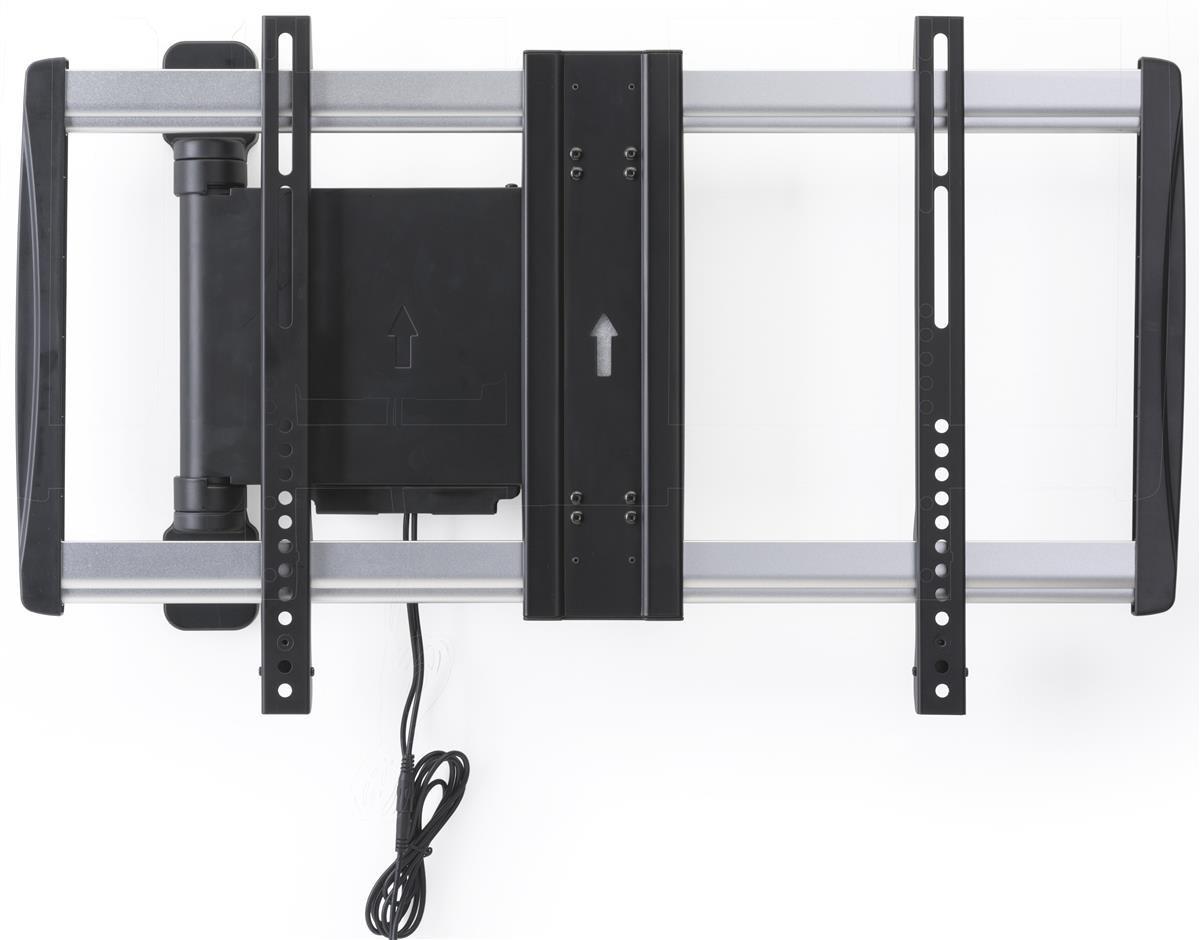 Displays2go LM3260MOT Panning Motorized TV Wall Mount for 32-60'' HDTVs, Swiveling