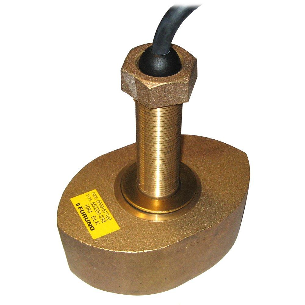 Furuno CA50/200/12 M bronce Thru-Hull transductor, 1 kW (sin enchufe): Amazon.es: Amazon.es