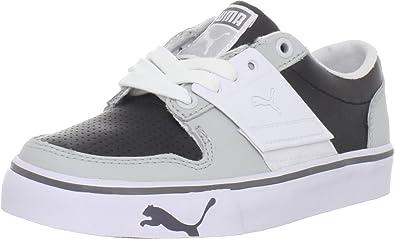 0124dc6e4db9 Amazon.com | PUMA El Ace 2 JR Sneaker (Little Kid/Big Kid) | Fashion ...