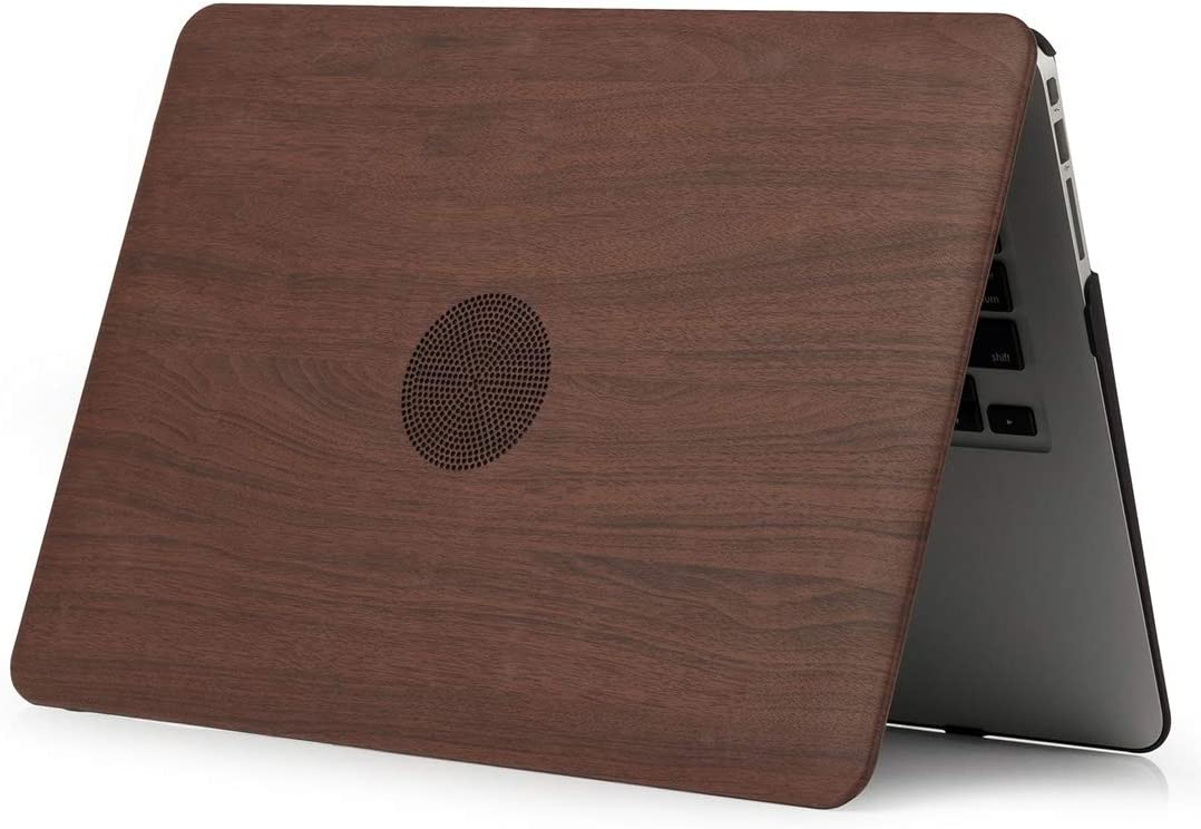 It is a Perfect Choice for You Wood Texture 04 Pattern Laptop PU Leather Paste Case for MacBook Pro 15.4 inch A1286 2008-2012 ,All Buttons and Ports are Easy to Access.
