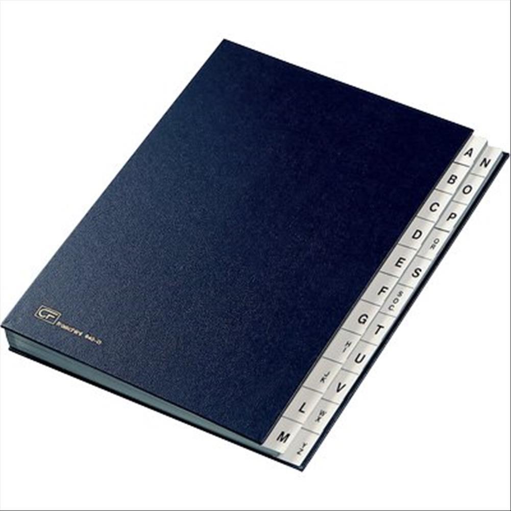 Fraschini 640-D Classificatore Alfabetico A-Z