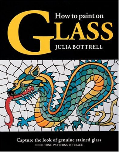 How Paint Glass Julia Bottrell product image