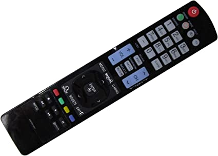 New General Replacement Remote Control For LG 42LV571S 55LV9500-UA 42LD452B 47LD452B 32LD452C Plasma LCD LED HDTV TV