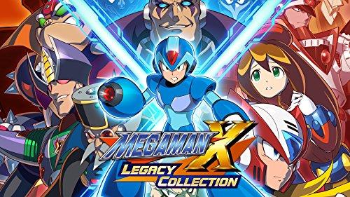 - Mega Man X Legacy Collection - Nintendo Switch [Digital Code]