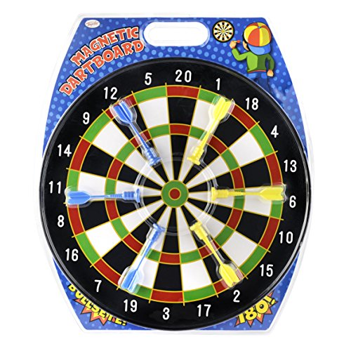 Toyrific Children Kids Magnetic Dart Board