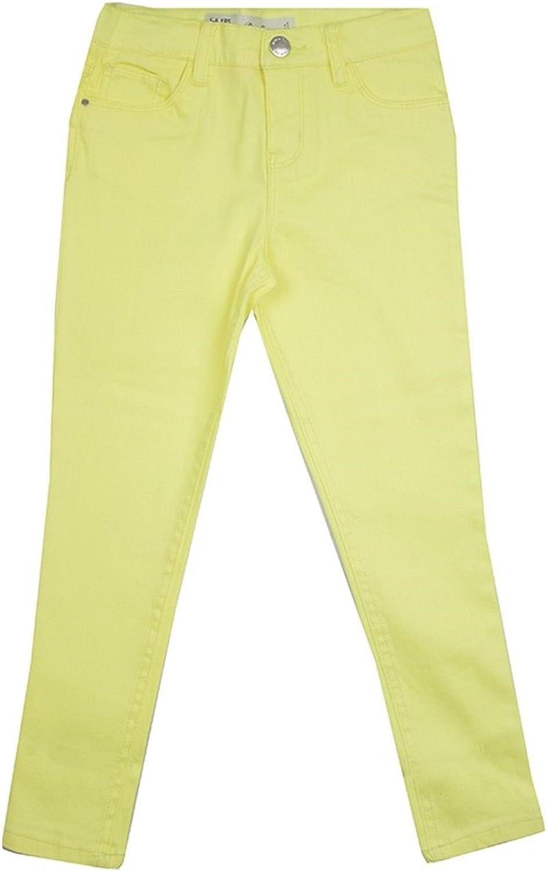 Ex UK Store Girls Skinny Jeans Bright NEON Slim Leg Fashion Jean Pant