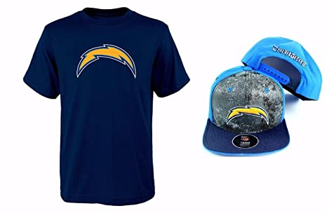 0eede5f1 Amazon.com : Outerstuff Los Angeles Chargers NFL Youth Size ...