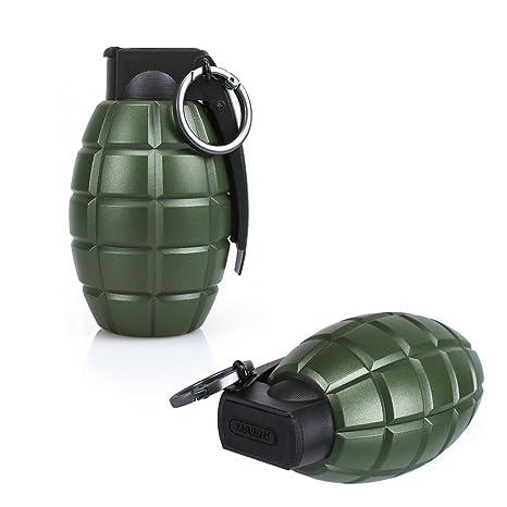 Amazon.com: mkdmid, con forma de granada 5000 mAh cargador ...