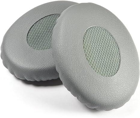 Grau Ohrpolster Ersatz für Bose Sound link OnEar Headset OE OE2 OE2i SoundTrue