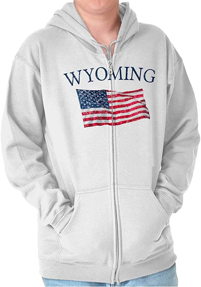 Ou50IL@WY Mens Postal Worker Flag Hooded Fleece Big /& Tall Cotton Outwear with Pocket for Men