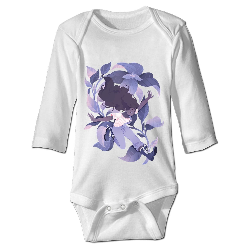 IDSAY The Girl Baby Bodysuit One Piece 4 Size